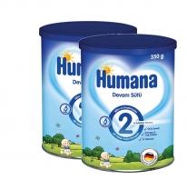 Humana Humana 2 - 350 Gr. Devam Sütü X 2 Adet