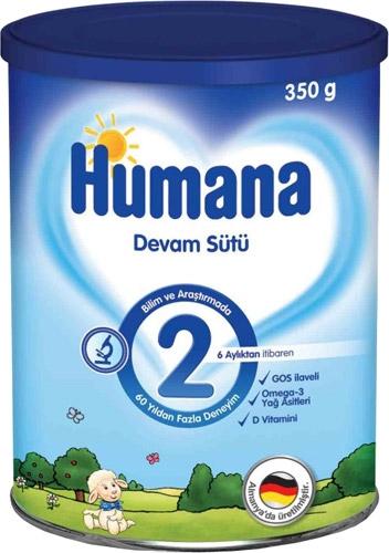Humana Humana 2 - 350 Gr. Devam Sütü
