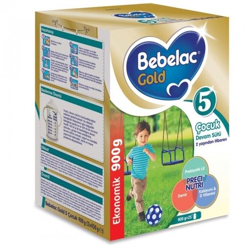Bebelac Gold 5 (2 Yaş ve Üzeri)