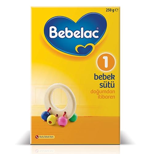 Bebelac 1 (doğumdan itibaren)
