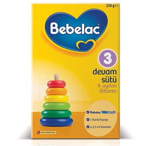 Bebelac 3 (9. aydan itibaren)