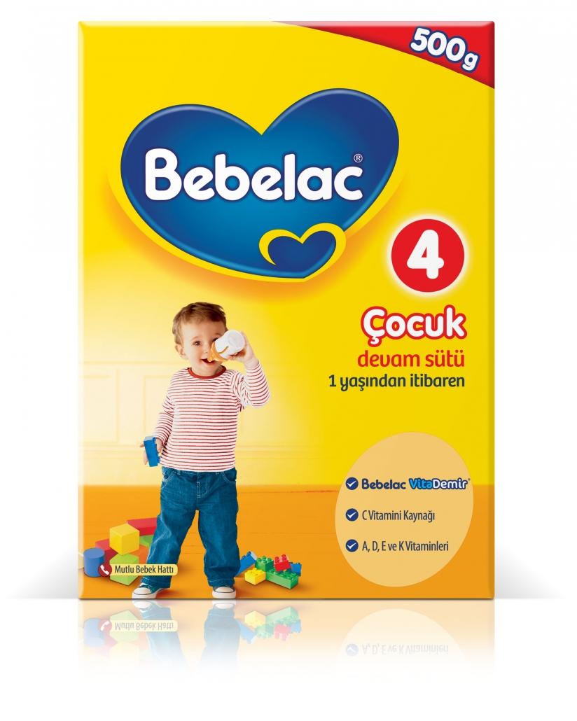 Bebelac 4 (1 yaşından itibaren)